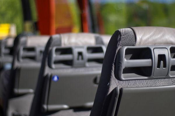 Bus Sitzplätze