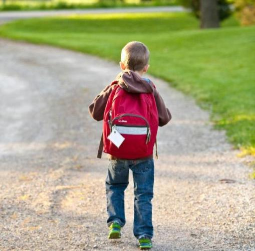 Schulfahrten - Kind