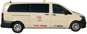 Mercedes Taxibus